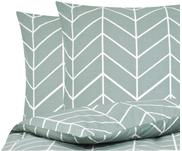 Posteľná bielizeň  z bavlny s grafickým vzorom Mirja