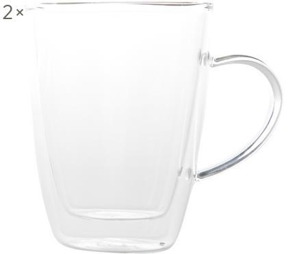 Dvojstenný pohár Isolate, 2 ks