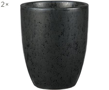 Pohárik Stone, 2 ks