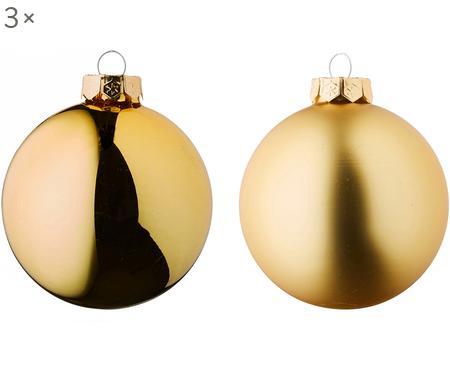Súprava vianočných gúľ Evergreen Ø 8 cm, 6 dielov