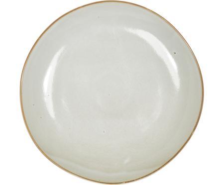 Ručne vyrobený plytký tanier Thalia, 2 ks