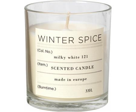 Vonná sviečka Winter (škorica)