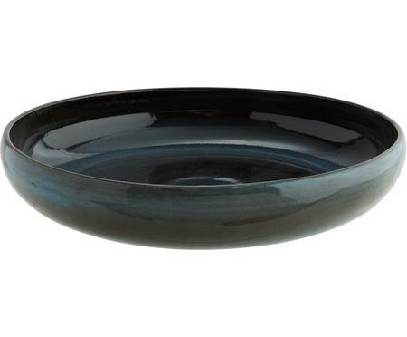 Servírovacia misa z kameniny v tmavomodrej farbe Setal, Ø 31 cm