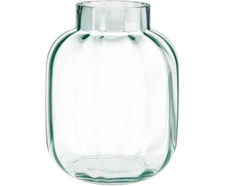 Sklenená váza Betty, svetlozelená