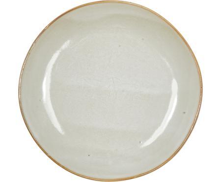 Ručne vyrobený raňajkový tanier Thalia, 2 ks