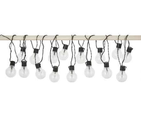 Svetelná LED reťaz  Partaj, 950 cm, 16 lampiónov