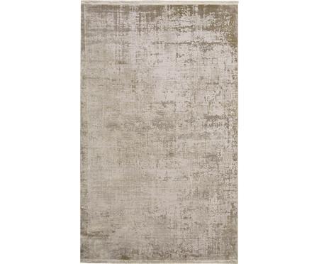 Trblietavý vintage koberec  so strapcami Cordoba