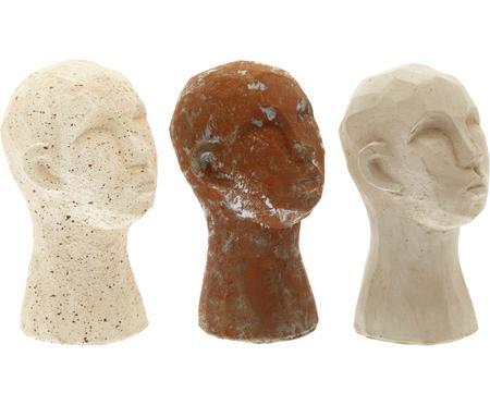 Súprava dekorácií Figure Head, 3 diely