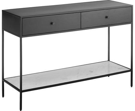 Konzolový stolík Lenny so zásuvkami
