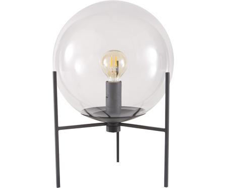 Malá stolová sklenená lampa Alton