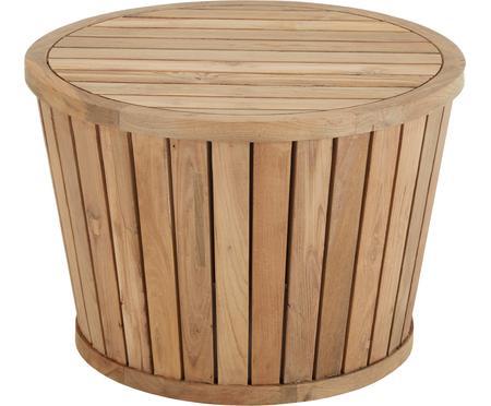 Záhradný odkladací stolík z tíkového dreva Circus