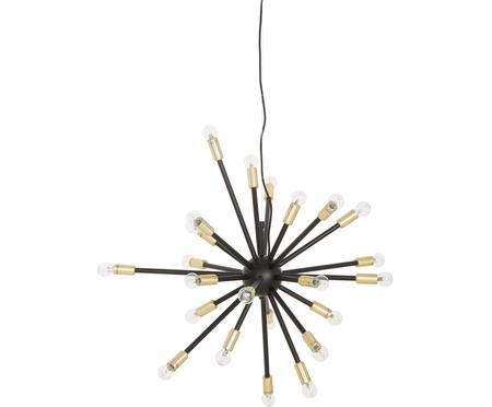 Závesná XL lampa Spike
