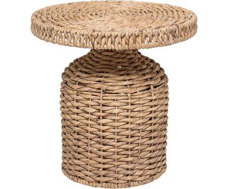 Okrúhly ratanový odkladací stolík Camo
