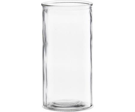Malá sklenená váza Cylinder