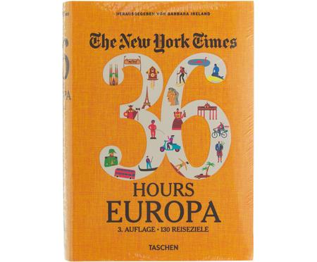 Kniha 36 Hours – 125 Víkendov v Európe