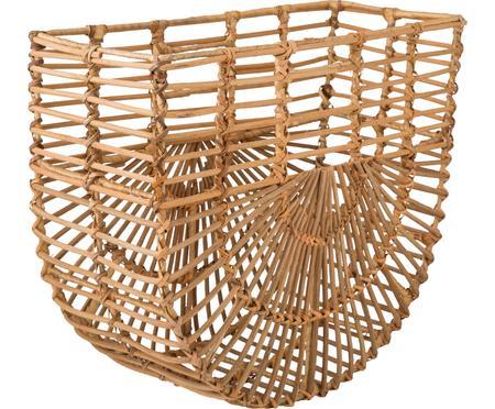 Nástenný úložný košík z ratanu Lart
