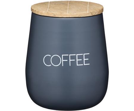 Úložná dóza Serenity Coffee, Ø 13 x V 15 cm