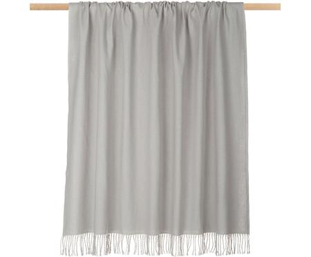 Jednofarebná deka so strapcami Madison