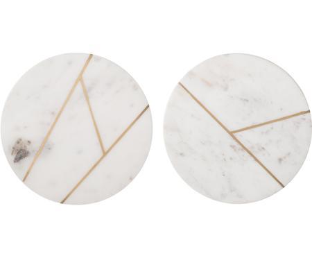 Súprava mramorových dosiek Marble, 2 diely