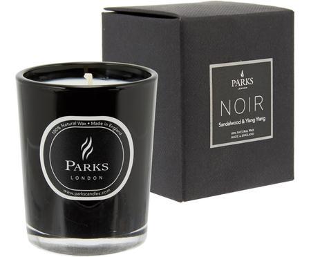Vonná sviečka Noir (santalové drevo a Ylang Ylang)