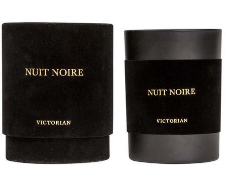 Vonná sviečka Nuit Noire (jazmín a pižmo)