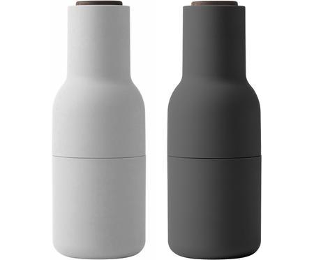 Dizajnérske mlynčeky na soľ a korenie Bottle Grinder