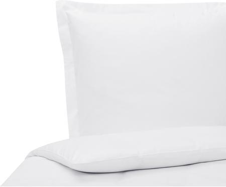 Posteľná bielizeň z bavlneného saténu so širokým lemom Premium