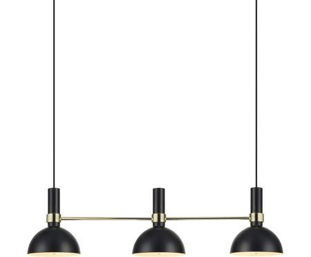 Dizajnérska závesná XL lampa Larry