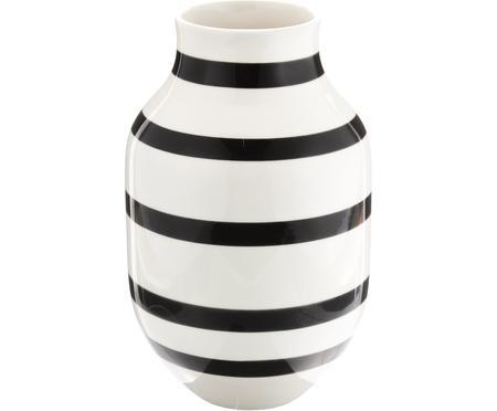 Veľká ručne vyrobená dizajnérska váza  Omaggio