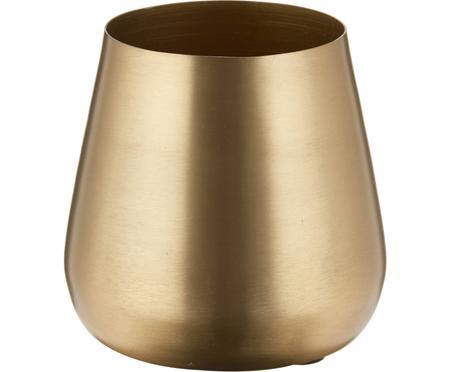 Kovová dekoratívna XS váza Simply