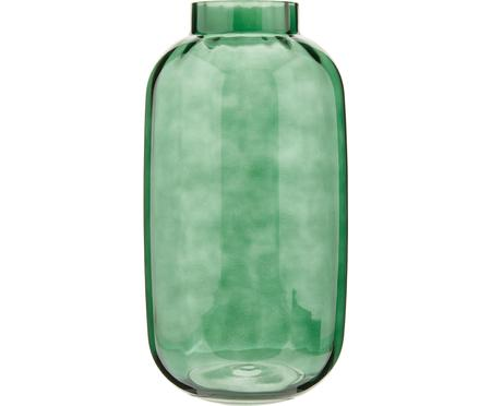 Veľká ručne fúkaná váza zo skla Stina