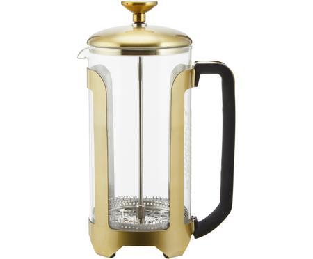 Kávovar Le'Xpress, zlatá/priehľadná