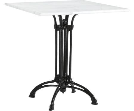 Záhradný stôl s mramorovou doskou Loren