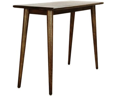 Konzolový stolík  z masívneho mangového dreva Oscar
