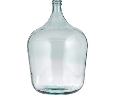 Podlahová váza z recyklovaného skla Beluga