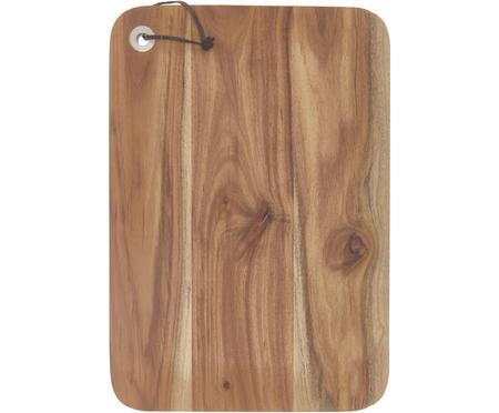 Doska na krájanie z akáciového dreva Acacia, D 33 x Š 23 cm