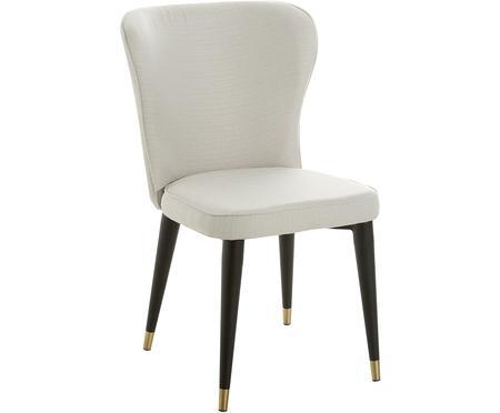 Klasická čalúnená stolička Cleo