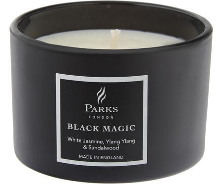Vonná sviečka Black Magic (biely jazmín, ylang ylang a pačuli)