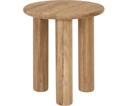 Pomocný stolík z dubového dreva Didi