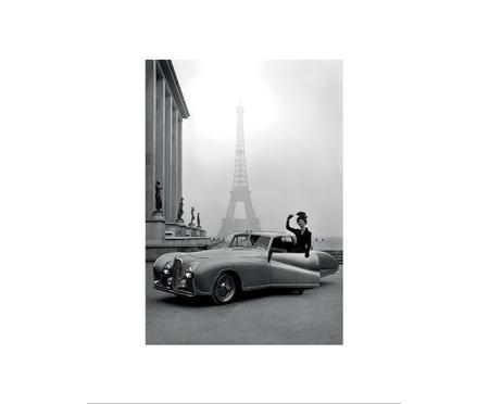 Digitálna tlač s rámom France 1947