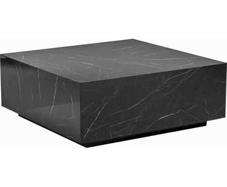 Konferenčný stolík s mramorovým vzhľadom Lesley