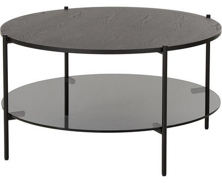 Konferenčný stolík so sklenenou doskou Valentina