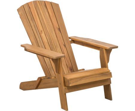 Záhradná stolička z akáciového dreva Charlie