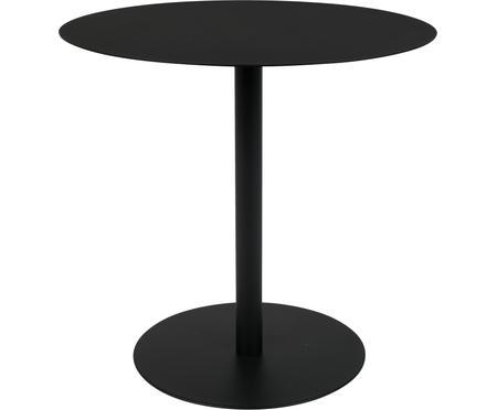 Kovový pomocný stolík Snow