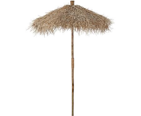 Bambusový dekoratívny dáždnik Mandisa, Ø 150 cm