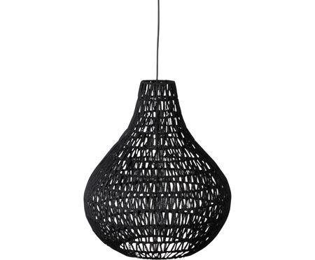 Závesná tkaninová lampa Cable Drop