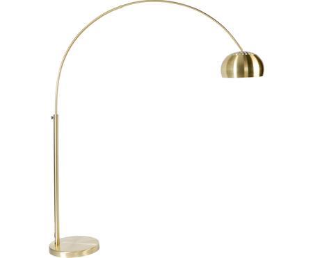 Oblúková stojacia lampa Metal Bow