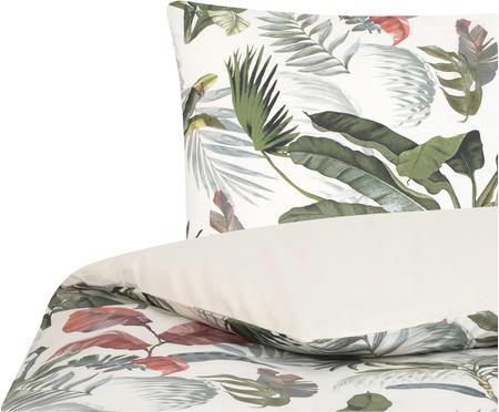 Posteľná bielizeň z bavlneného perkálu s tropickou potlačou Tropicana