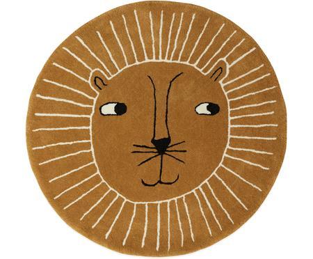 Vlnený koberec Lion