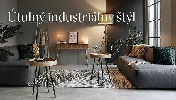 Industriálny štýl